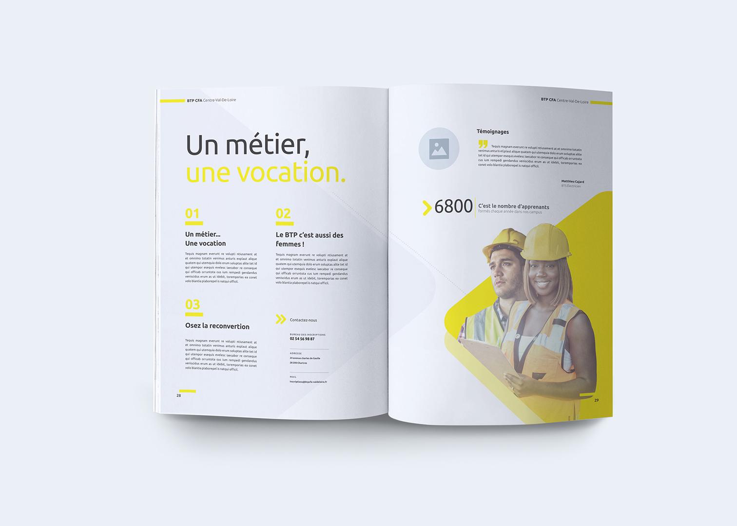 brochure BTP CFA bluecat