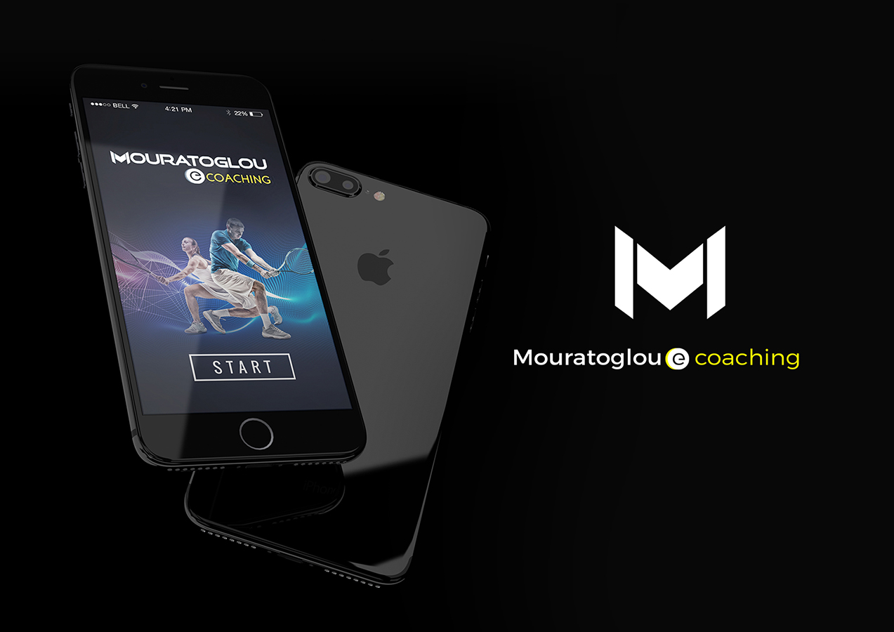 application mobile mouratoglou